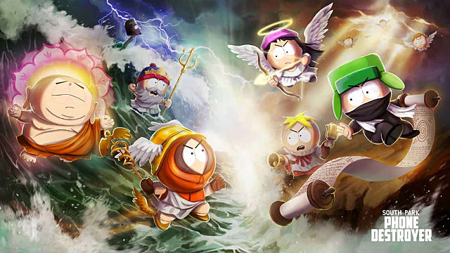 The Best Cards In South Park Phone Destroyer