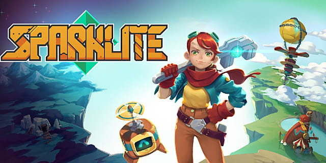 Sparklite Review Zelda Meets Roguelike With Pristine Pixel