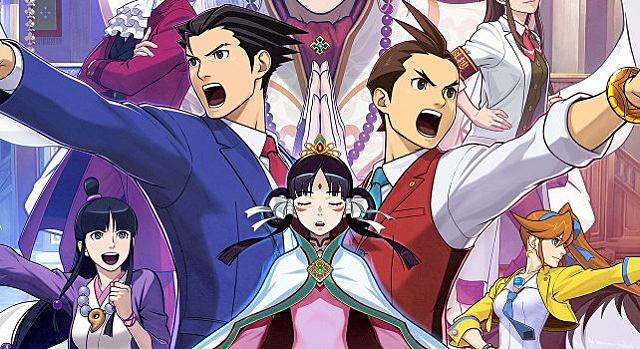 Phoenix Wright Ace Attorney Spirit Of Justice Released On