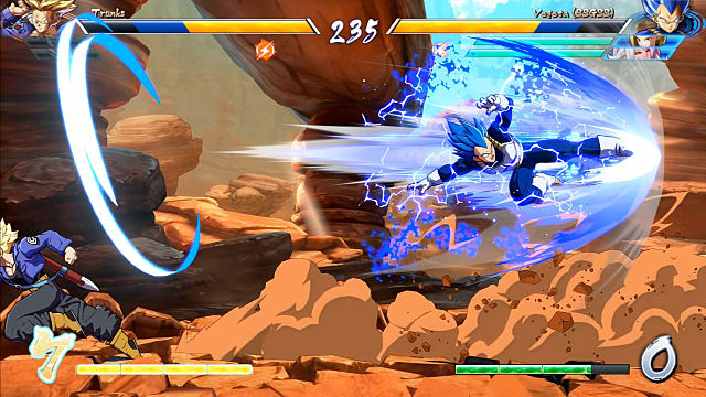 SSGSS Vegeta can be unlocked in DBFZ