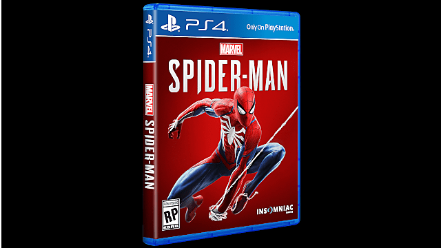 spider man ps4 digital deluxe edition pin
