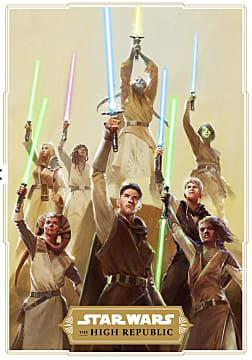 Star Wars: The High Republic Artwork.