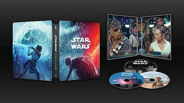 Star Wars The Rise Of Skywalker Digital And Bluray Release Dates Confirmed Star Wars
