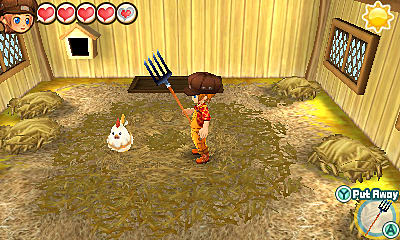Raising Winning Crops and Animals Guide - Story of Seasons: Trio of Towns Animal Festival livestock