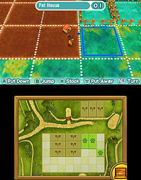 Tips for Getting Started in Story of Seasons: Trio of Towns Beginner's Guide Customizing Your Farm