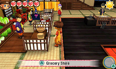 Story of Seasons Trio of Towns Review The Town Schedules