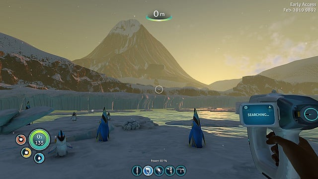 Early Access Impressions: Subnautica Below Zero Lists in Tepid