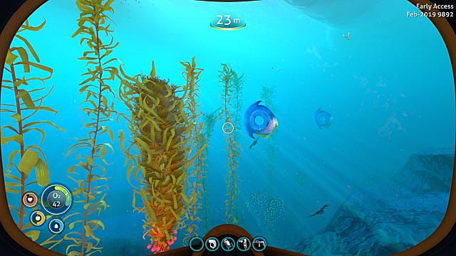 Early Access Impressions: Subnautica Below Zero Lists in