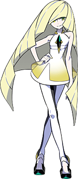 Lusamine, Pokemon Sun & Moon