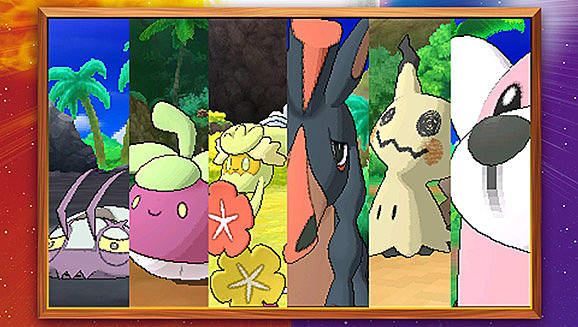 The Best Teams For Pokemon Sun And Moon And How To Catch Them Pokemon Sun And Moon