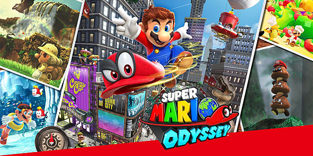 Is Super Mario Odyssey 2 Player? Yes, and Here's How It