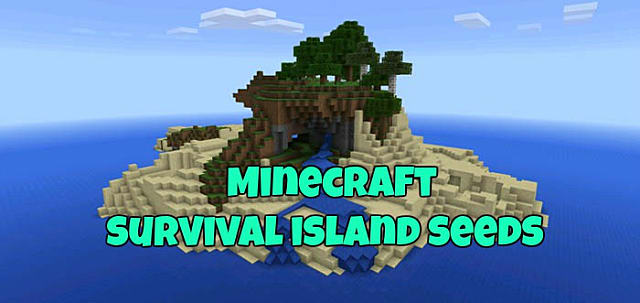 8 Minecraft Survival Island Seeds To Test Your Skills