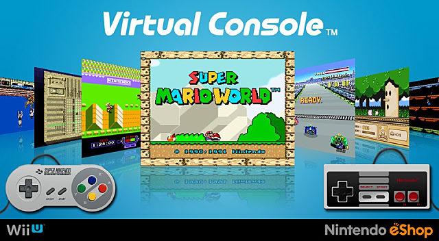 Virtual Console, Nintendo