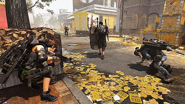 The Division 2: Early Build and Loadout Tips   Tom Clancy's