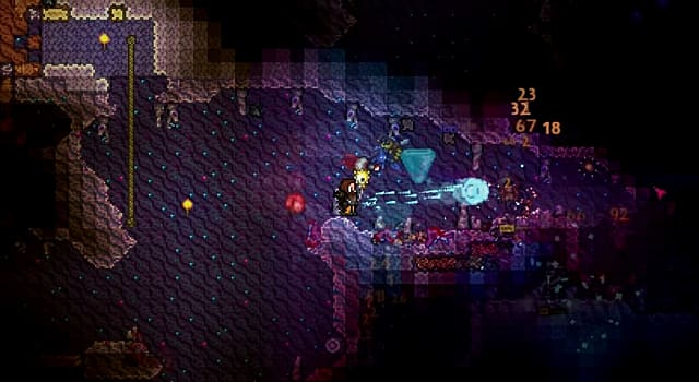 Terraria 1.3 update offers console players more of what they already love