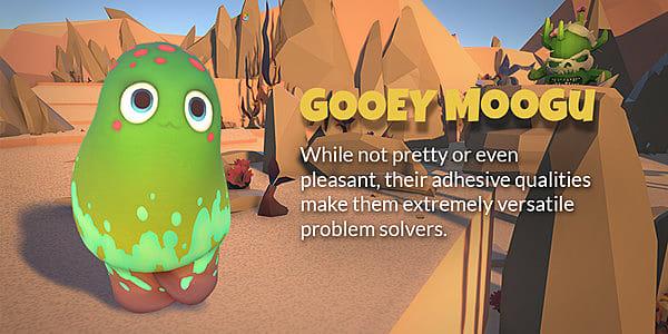 Terrorarium Gooey Moogu