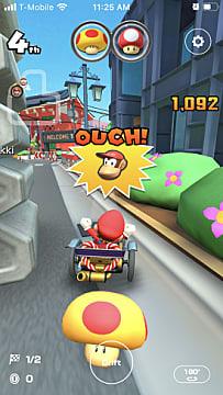 How To Take Out 3 Thwomps In Mario Kart Tour Mario Kart Tour