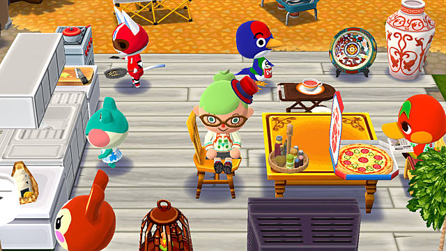 How to Craft the Lovely Pink Remake of the Lovely Chair in Animal