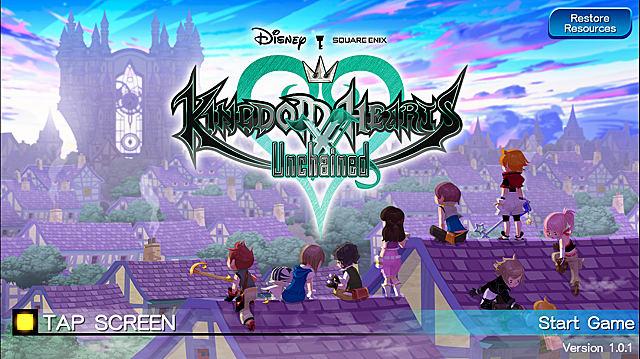 Kingdom Hearts Unchained X Beginner Tips and Tricks | Kingdom Hearts ...