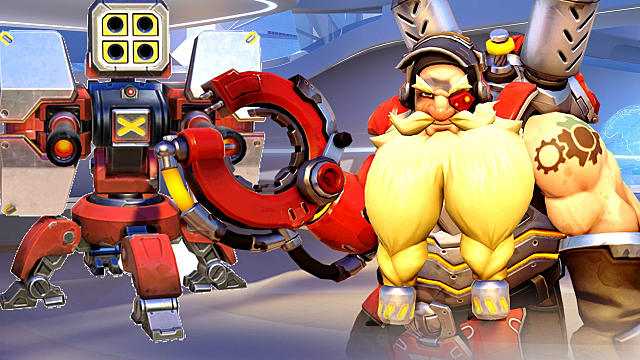 overwatch guide torbjörn info and tips overwatch
