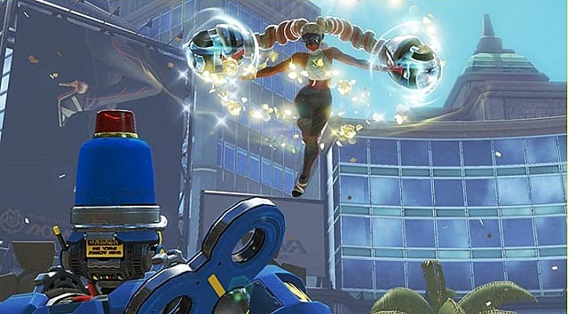 arms twintelle ability
