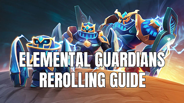 Might And Magic: Elemental Guardians Rerolling Guide   Might