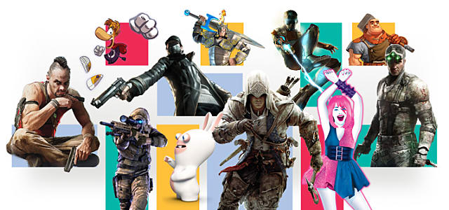 Celebrating 30 Years Of Gaming With Ubisoft