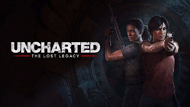 uncharted, the lost legacy