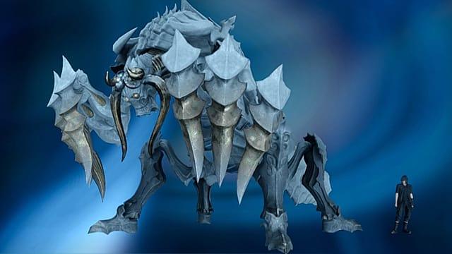 How to Kill Omega Weapon (Naglfar) in Final Fantasy 15