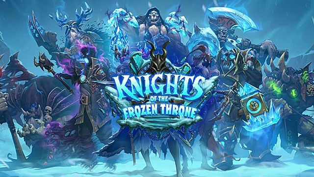 Top 20 Hearthstone Cards From Knights Of The Frozen Throne