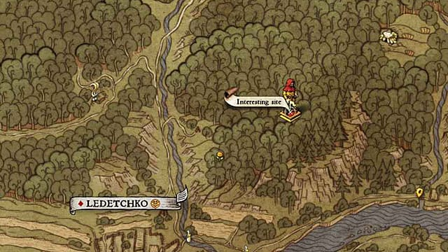 You'll need to lockpick to get treasure map VI