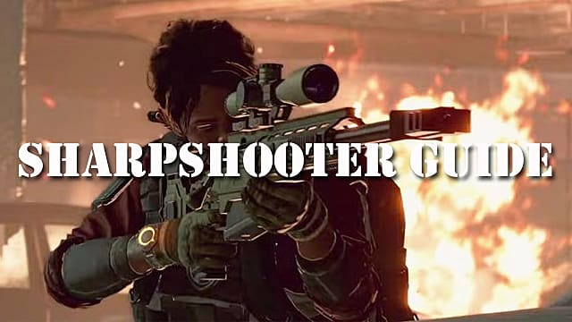 The Division 2 Sharpshooter Specialization Guide: Best Skills and