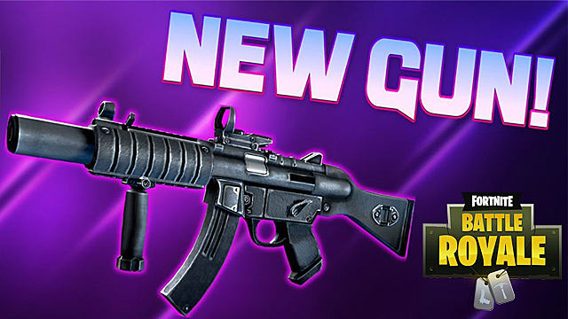 Fortnite Guide Battle Royale SMG Assault Rifle Hotfixes Update