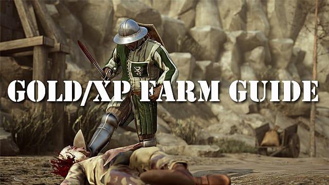 How to Farm Gold & XP in Mordhau | Mordhau