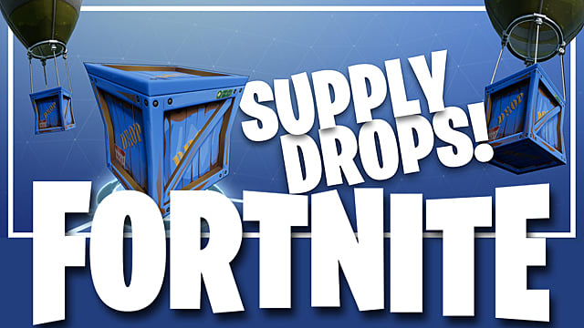 how to unlock supply drops in fortnite s battle royale mode updated - fortnite supply drop challenge