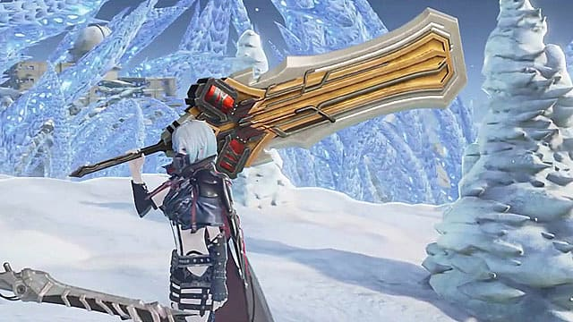 Code Vein Two-Handed Sword: Zweihander