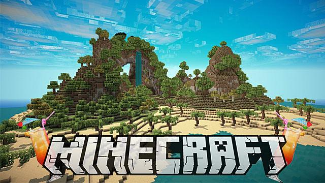 The Best Minecraft Island Seeds | Minecraft