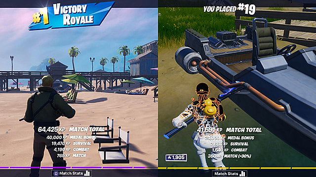 How to Play Split Screen in Fortnite on PS4 and Xbox One ...