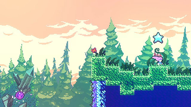 Crystal heart and jewel location for Celeste chapter 7