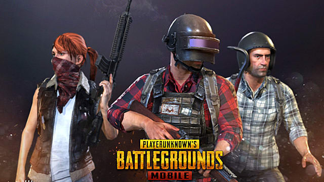 Pubg Sketch Wallpaper Download: The 7 Best Weapons In PUBG Mobile