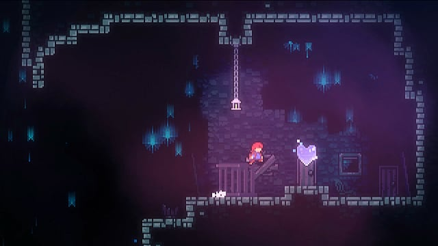 Celeste blue heart location for chapter 2