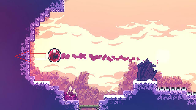 A hard-earned crystal heart in Celeste