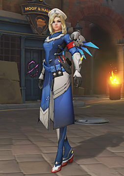 overwatch uprising mercy skin