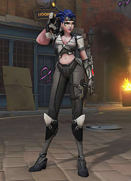 overwatch uprising widowmaker skin