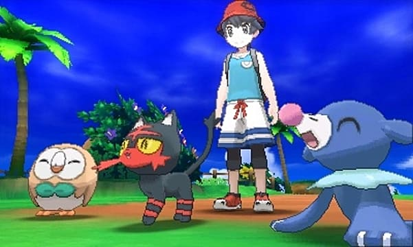 Pokemon Ultra Sun and Ultra Moon Review Challenging Battles Better Pacing