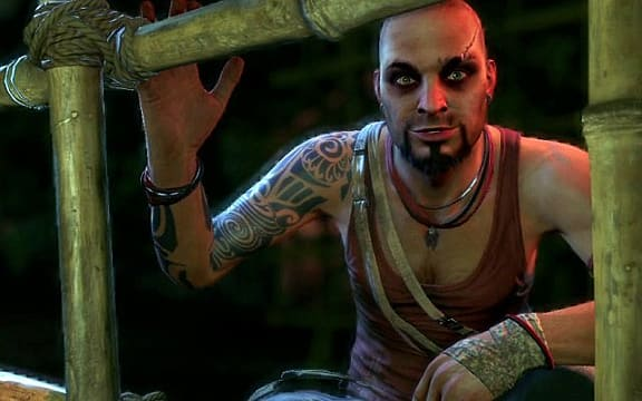 Vaas Montenegro How Ubisoft Created An Iconic Villain