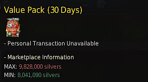 Does Black Desert Online Have a Subscription? Kind Of
