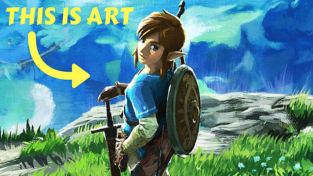 8 Games That Could Be Considered Art