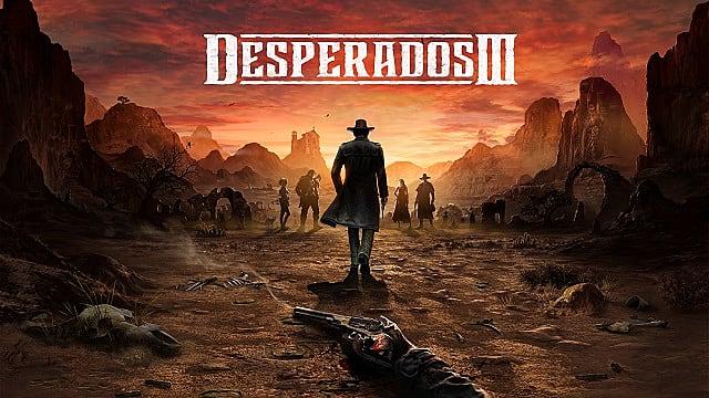 Desperados 3 Review A High Tension Hootenanny Desperados 3