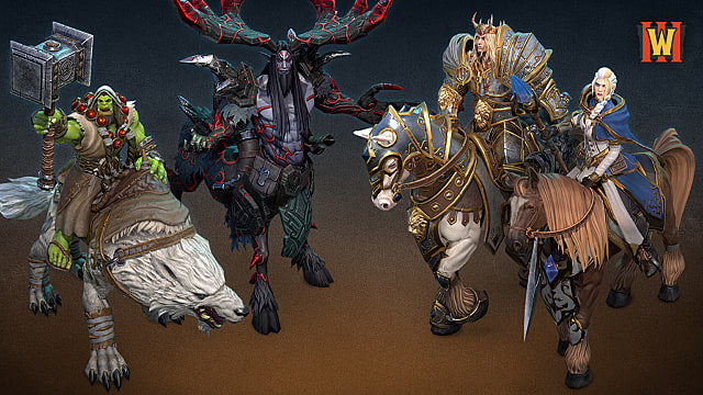 Warcraft 3 Reforged Beta Starting This Week For Pre Purchasers